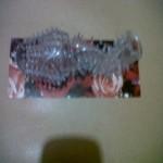 Kondom peluru full duri